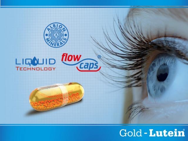 Gold-Lutein® - A szemek védelmére