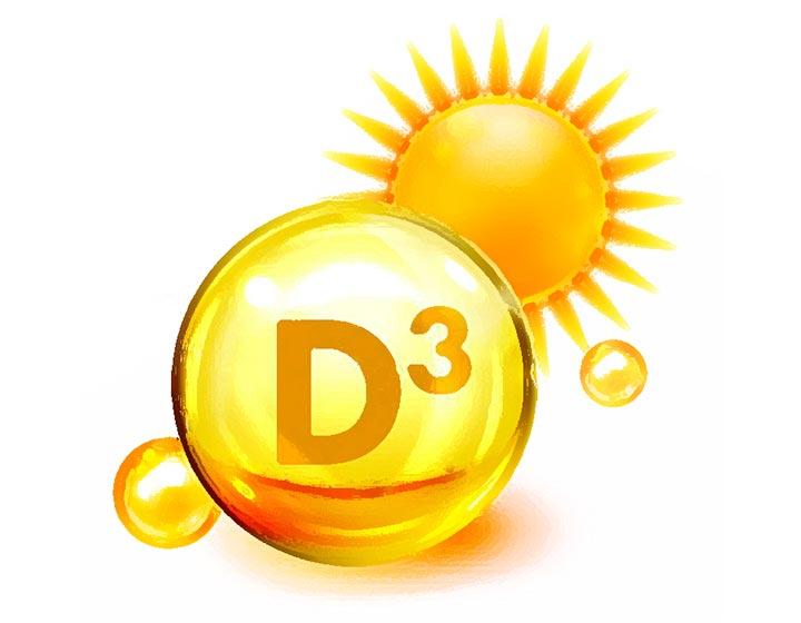 Szerves, nagy dózisú 4000NE D3-vitamin növényi kapszulatokban