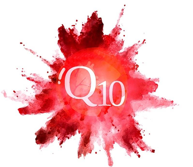 Szerves, fermentált koenzim Q10