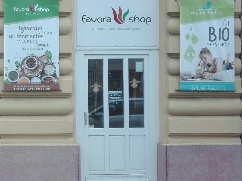 FavoraShop